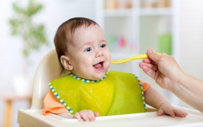 Eerste hulp bij de eerste babyhapjes