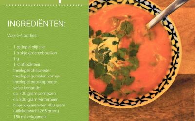 Stevige winterse soep
