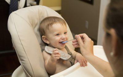 Weg met de potjes babyvoeding!