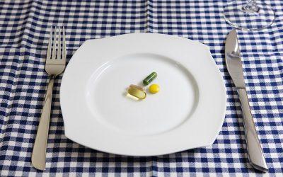 Plantaardig eten zonder supplementen, kan dat?