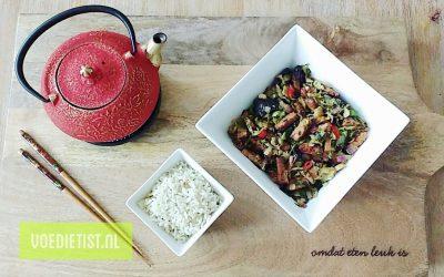 Recept: Spruitjes met een Aziatisch tintje