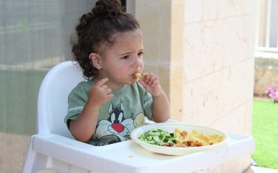 Help, mijn kind wil geen groente eten!