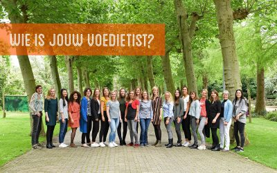 Wie is jouw Voedietist? #15 – Patricia Wagemakers
