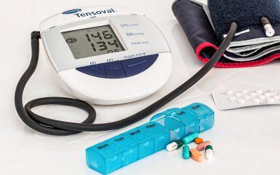 Eerste hulp bij een te hoge bloeddruk