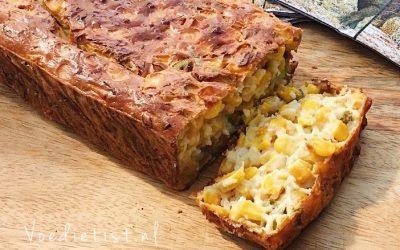 Recept: Zuid-Afrikaanse maïsbrood