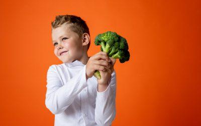 Zo stimuleer je een gezond voedingspatroon bij je kind